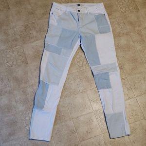 New York & Company Soho Jean's Legging Size #10